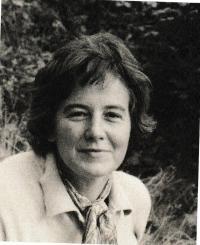 Staša Fleischmannová, dobová foto