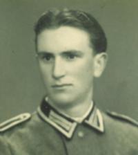 Josef Nosiadek ve wehrmachtu