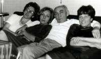 Prokop a jeho tři dcery (80. léta)