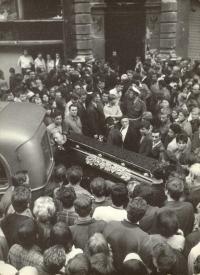 1968, srpen, oběť bojů o Rozhlas
