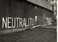"""1968, srpen, """"marné přání"""" ve dnech okupace"""