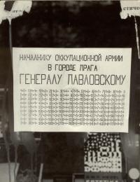 """1968, srpen, """"výuka počtů"""" pro okupanty"""