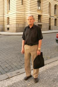 Leo Žídek, květen 2012