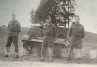 Jan Malášek úplně vpravo