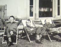 Anglie, Jan Malášek uprostřed