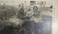 Dovolená v Radhošti, 1946
