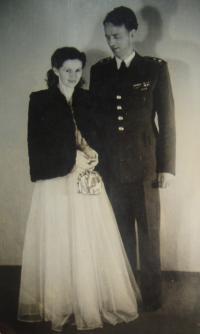 Jan Malášek s Annou Maláškovou