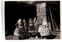 Chorvatky v Huzové