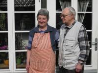 Renata Pavelková s manželem 2011