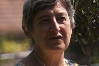 Renata Pavelková ve svém domě (2011)