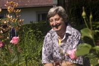 Renata Pavelková ve svém domě (2011) (4)