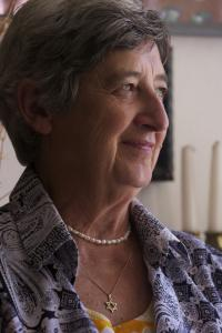 Renata Pavelková ve svém domě (2011) (5)