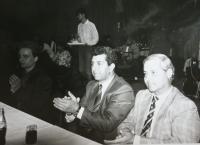 Ladislav Goral na kongresu v Liptovském Mikuláši