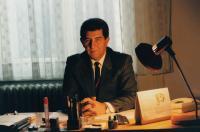 Na Úřadu vlády, začátek 90. let