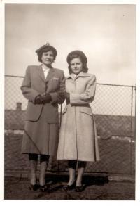 Sestry Emilie a Marie Šalamunovy