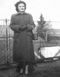 Marie Šalamunová