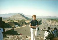 Marie in Jerusalem, 1992