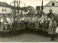 The oath of allegiance of Moravian Croats