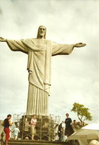 Tour to Brazil, Rio de Janeiro, 2005