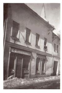 House in Huzová