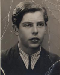 Kamarád Willy Schrutek postřelený na hranicích