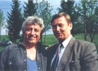 S Miroslavem Grebeníčkem