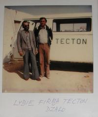 Práce v Libyi