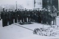 Vojáci od Dunkerque na dovolené v Paříži-1945