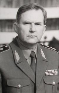 Gen. Vorobjov v roce 1995