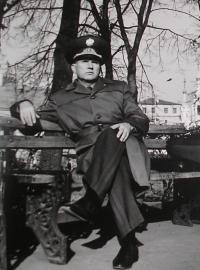 Moskva, krátce po návratu z Československa