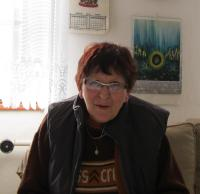 Dáša Bičovská-Petrůvka, březen 2011