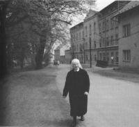 Anna Šťastná, sestra Dobromila, Bílá Voda-1987