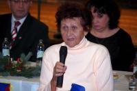 Pietní akce u příležitosti 70. výročí stanného soudu na Morávce (14. 12. 2014): Venuše Štefková vzpomíná