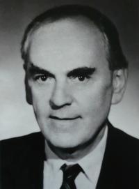 Druhý manžel Ludvík Sand