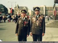 Ivan Benčák and Nikolaj Kubarič