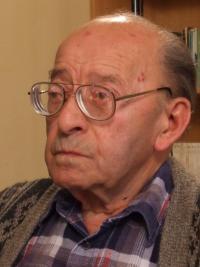 Karel Vaš v roce 2008