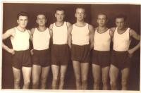1927 Sokol Kroměříž
