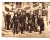 1930 Vídeň na cestě do Mariboru