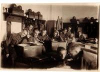 1929 Vánoce na Kadetce Košice