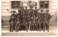 1930  učitelé  na kadetce v Košicích