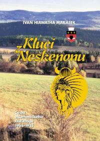 titulní strana knihy Kluci z NESKENONU