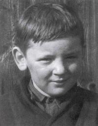 Třináctiletý Ivan Makásek