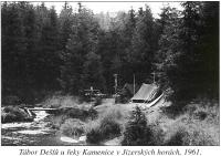 Tábor Dešťů, 1961