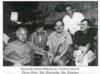 Roverský kmen Dakota po čtyřiceti letech