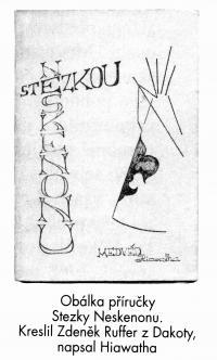 obálka příručky Stezkou Neskenonu