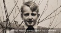 """Jaroslav Weigel - spoluzakladatel jejich čtenářského klubu Mladého hlasatele - """"Ochránci polických stěn"""""""