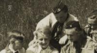 fotografie z válečné kroniky klubu Ochránců polických stěn