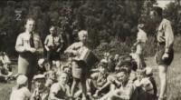 Václav Hybš ve vlčáckém věku