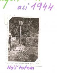 Klub ochránců polických stěn - Náš totem (asi 1944)