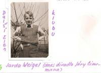 Klub ochránců polických stěn - Jarda Weigel